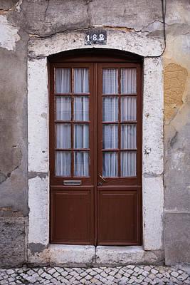 Door No 182 Original by Marco Oliveira