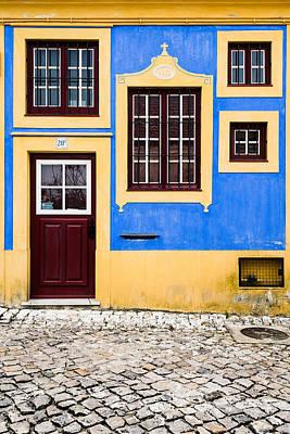 Door No 20 F Original by Marco Oliveira