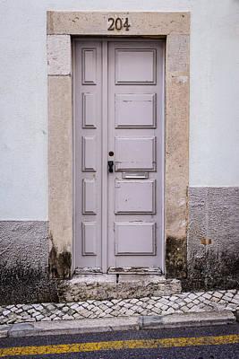 Door No 204 Original by Marco Oliveira