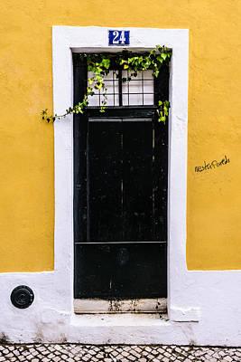 Door No 24 Original by Marco Oliveira