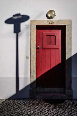 Door No 28a Original by Marco Oliveira