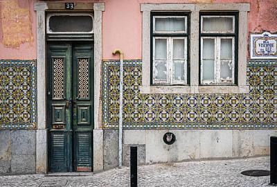 Door No 33 Original by Marco Oliveira