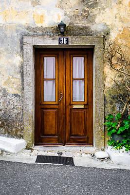 Door No 36 Original by Marco Oliveira
