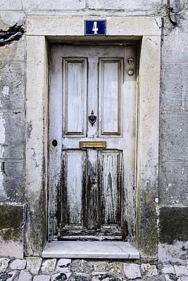 Door No 4 Original by Marco Oliveira