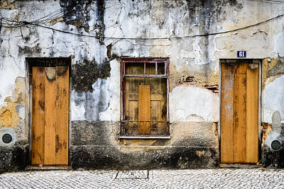 Door No 61 Original by Marco Oliveira