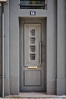 Door No 64 Original by Marco Oliveira