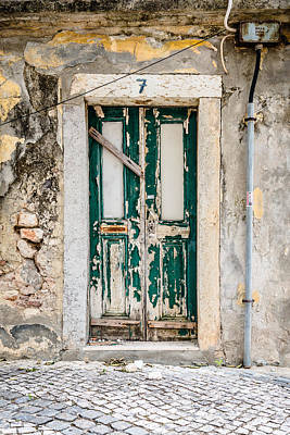 Door No 7 Original by Marco Oliveira