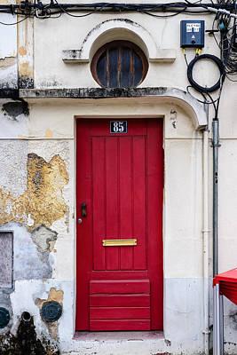 Door No 85 Original by Marco Oliveira