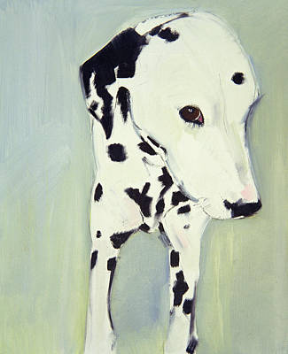Paws Painting - Dorothy 2 by Sally Muir