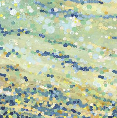 Dotted Landscape II Print by Margaret Juul