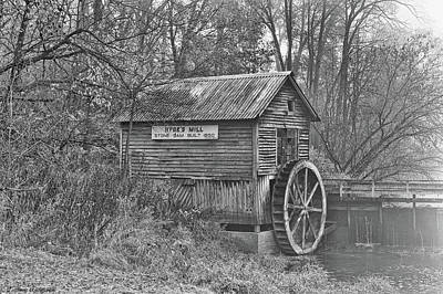 Photograph - Down By The Old Mill Stream 2 by Tommy Anderson