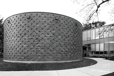 Drake Photograph - Drake University Oreon Scott Chapel by University Icons