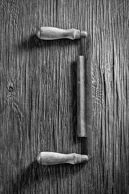 Craftsmen Photograph - Draw Knife by YoPedro