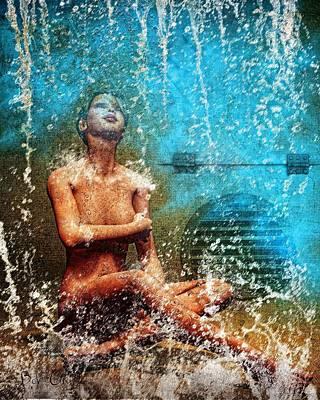 Nude Photograph - Dream Of Water by Bob Orsillo