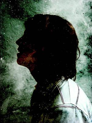 Dream With Me Nicholas Print by Ema Ishii