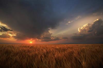 Harvest Photograph - Dreamcatcher by Thomas Zimmerman