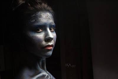 Bodypaint Photograph - Dreamcatcher Viii by David April