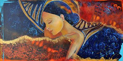 Dreamer Original by Jeanett Rotter