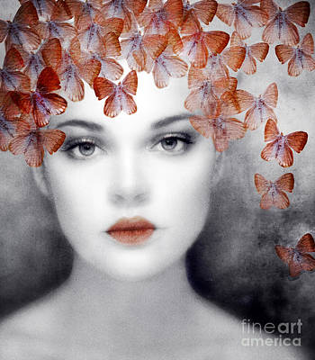 Dreams Digital Art - Dreamer by Jacky Gerritsen