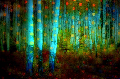 Photograph - Dreams In The Forest by Tara Turner