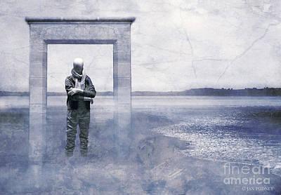 Dreamscape Print by Jan Pudney