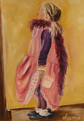 Dress Up Original by Dyanne Parker