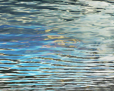 Dual Reflections Print by Susie Gillatt