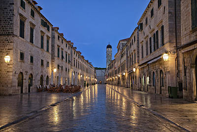 Photograph - Dubrovnik by Contemporary Art