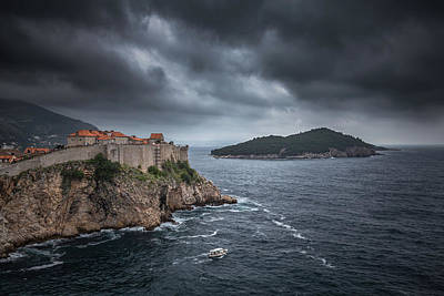 Dubrovnik Photograph - Dubrovnik No 1 by Chris Fletcher
