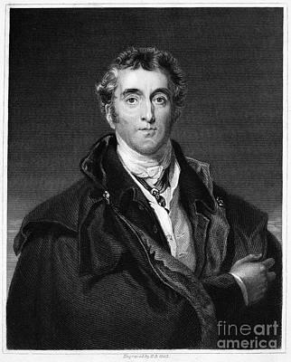 Duke Of Wellington Print by Granger