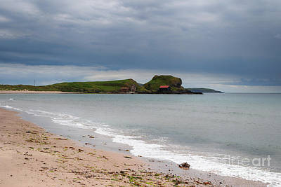Dunaverty Bay Print by Stephen Smith