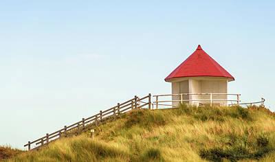 Dune Pavilion Print by Wim Lanclus