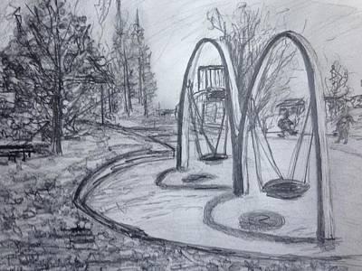 Dunham Park Original by Deryck Monsour