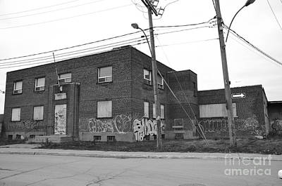 Dunn Street Montreal Original by Reb Frost