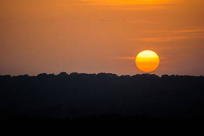 Sunrise Photograph - Dusk In All Its Glory by Parker Cunningham