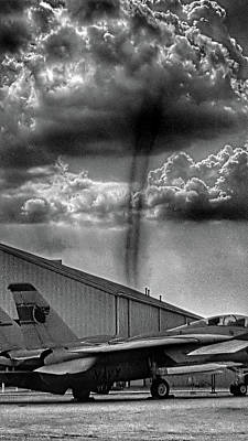 Photograph - Dust Devil by Tommy Anderson