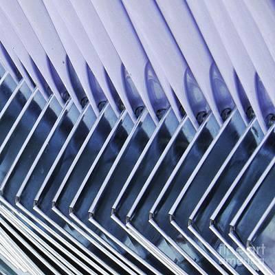 Dustpans 2 Print by Sarah Loft