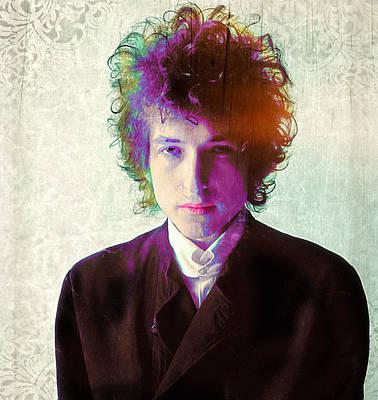 Bob Dylan Photograph - Dylan by Stephen Walker