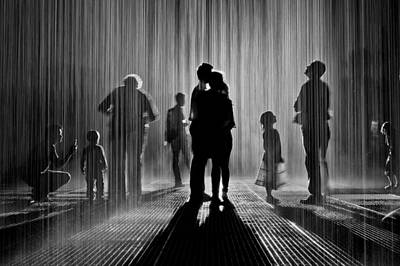 Broadway Photograph - Each Other by Jane Hu