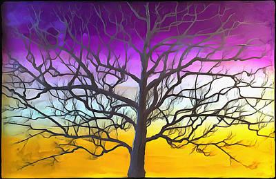 Earth Mother Original by Ryan Burton