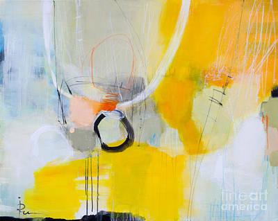 Color Harmony Painting - Eastern Influence by Ira Ivanova