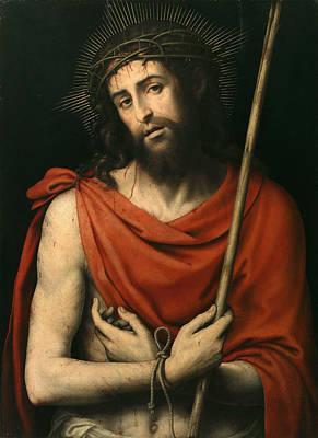 Ecce Homo Painting - Ecce Homo by Juan de Juanes