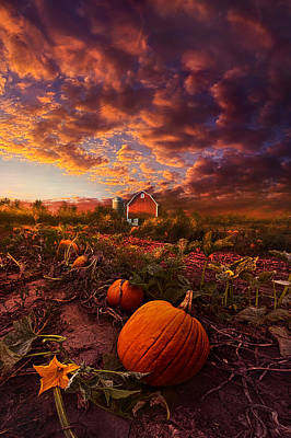 Heaven Photograph - Echos You Can See by Phil Koch