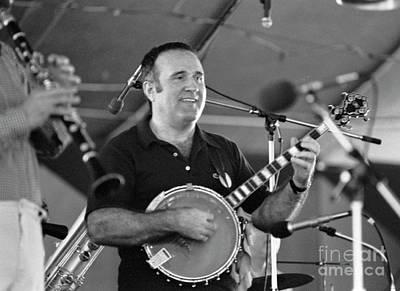 Jazz Musician Photograph - Eddy Davis, Jazz Musician by The Phillip Harrington Collection