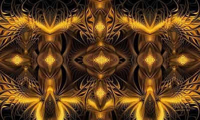 Eden Print by Gayle Odsather