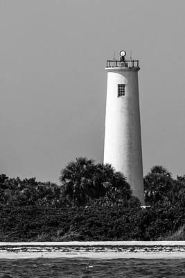 Lighthouse Photograph - Egmont Key Light by Jennifer Luzio