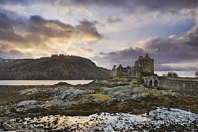 Eilean Donan Castle Print by Rod McLean
