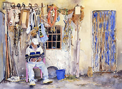 El Rincon De Manuel Original by Margaret Merry