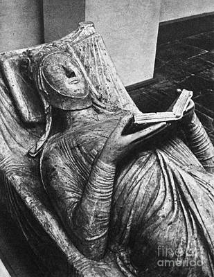Artifact Painting - Eleanor Of Aquitaine by Granger