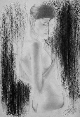 Elegance Print by Ann Supan